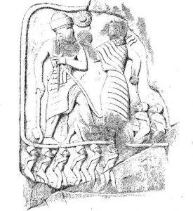 آنوبانینی ملکه آشوری یا لولویی