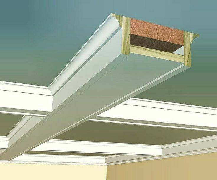 ایده های زیبا سقف کاذب باکس سازی شده