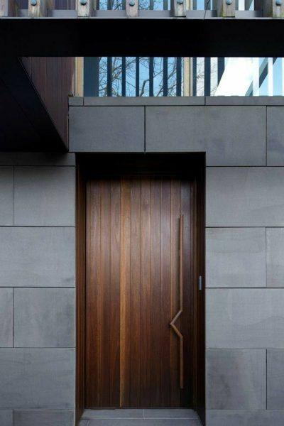 درب ورودی چوبی , مدل 2019 درب چوبی لوکس
