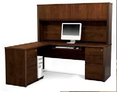میز کامپیوتر , میز چوبی تحریر