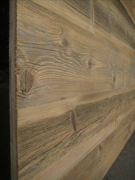 چوب لمبه سندبلاست و کهنه کاری شده