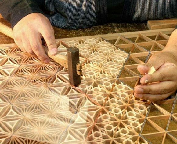 هنر گره چینی هنر سنتی ایران زمین
