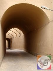 کوچه های یزد، بافت سنتی و کوچه های آشتی کنان؛ یزد، دیدنی های یزد، آثار باستانی یزد