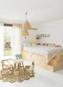 دکوراسیون اتاق کودک , تخت خواب های جالب