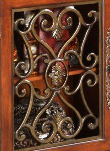 کنسول چوبی آنتیک و ویژه