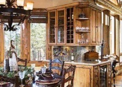 دکوراسیون کابینت آشپزخانه