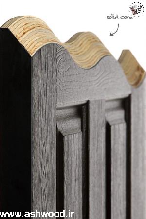 ساخت بدنه درب تمام چوب از قطعات ماستیو ( LVL )
