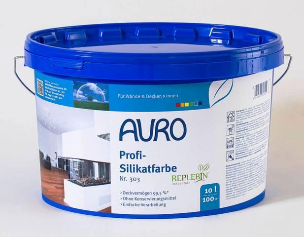 رنگ خودرنگ موج نما وپوششی ساخت کارخانه AURO آلمان
