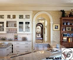 استفاده از پارتیشن و مشبک در آشپزخانه در جهت حفظ حریم آشپزخانه