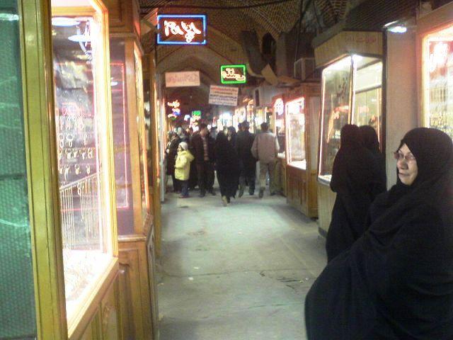 تبریز Amir Alley, Tabriz Bazaar, Iran