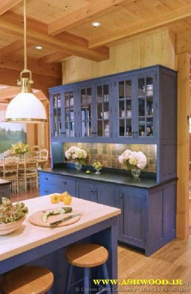 رنگ آبی فیروزه ای رنگی مدرن و منحصر به فرد ، باطراوت و زیبا ، جذاب و به طور کلی، رنگی پرطرفدار در دکوراسیون داخلی