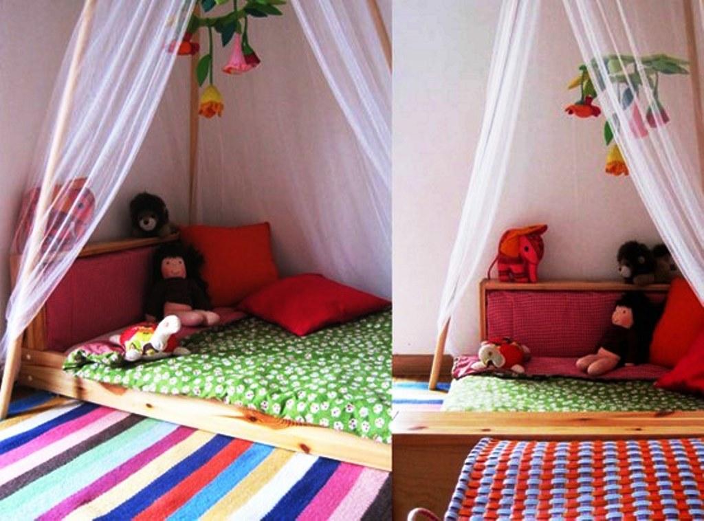 استراحتگاه کودکان ، اتاق درس ، دکوراسیون داخلی اتاق کودک