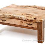 میز اسلب تمام چوب