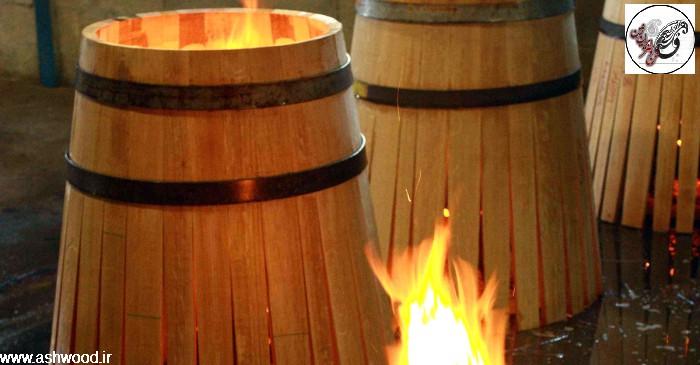 فیلم ساخت بشکه چوبی