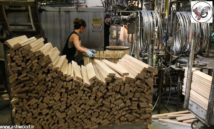 لیست قیمت انواع بشکه چوبی