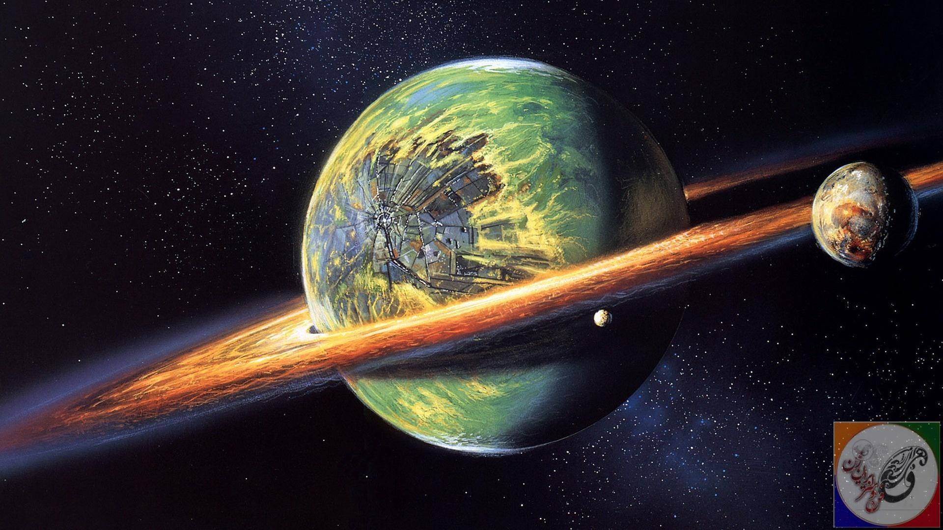 عکس سیاره ای شبیه به مشتری