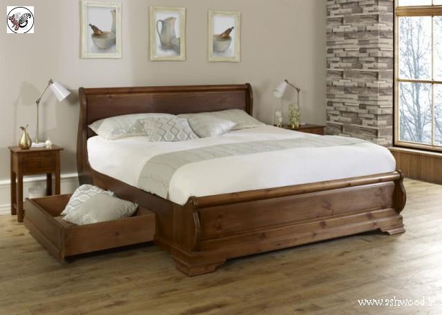 تخت خواب , دکوراسیون اتاق خواب , سرویس خواب