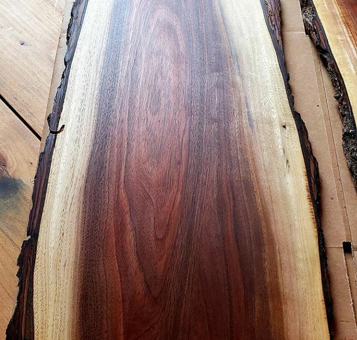 ایده خاص و فوق العاده روکش و چوب گردو