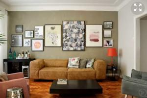 انتخاب رنگ کفپوش و دکوراسیون چوبی منزل