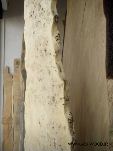 چوب مازل , اسلب تخته مازل