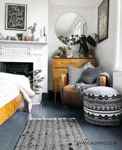 انواع میز چوبی در دکوراسیون داخلی منزل