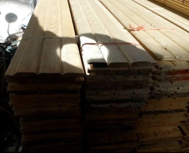 لمبه عرض لمبه چوب سانت دو شیار , کاج روسی , دیوارکوب لمبه چوبی