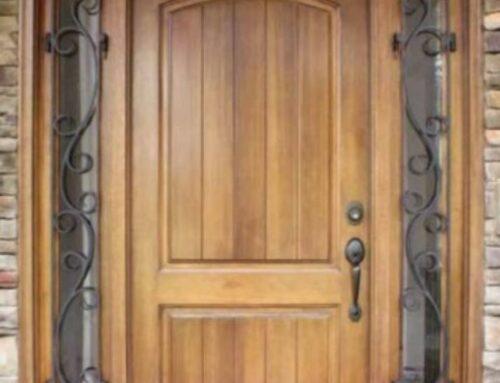 سوال درباره درب تمام چوب و نکات مهم درباره ساخت درب های تمام چوب سفارشی