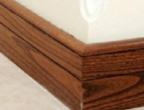 قرنیز چوبی، مدل های قرنیز چوبی ساخته شده از چوب کاج روسی