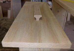 تخت خواب چوبی