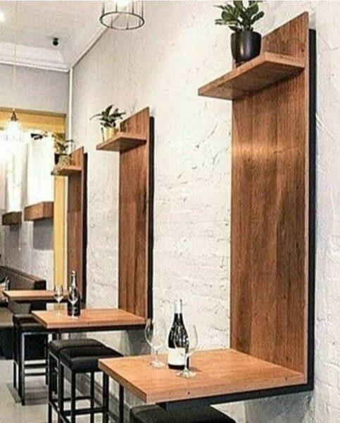 دکوراسیون کافی شاپ و رستوران