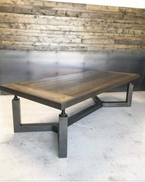میز ناهارخوری چوبی جالب , مقایسه میز ناهارخوری گرد و مستطیل
