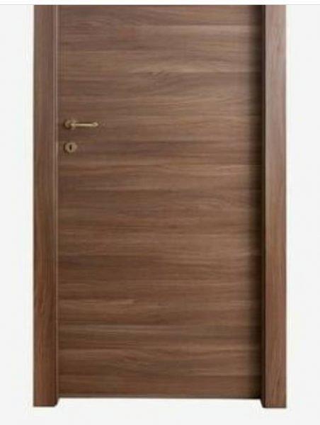 درب روکش چوب گردو , درب اتاقی