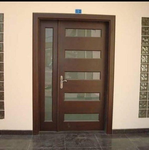 مدل درب چوبی ورودی