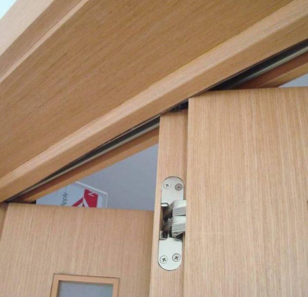 درب چوبی ریلی , ساخت انواع مدل درب چوبی سفارشی