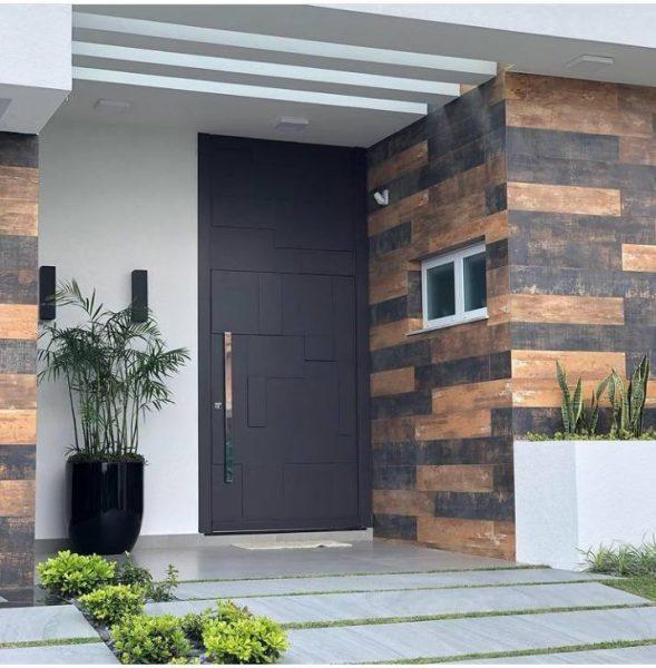مدرن درب ورودی