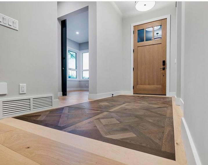 درب ورودی، ایده و مدل درب چوبی