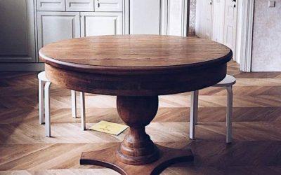 ایده و مدل های جدید میز ناهارخوری