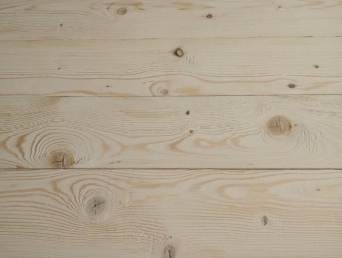 چوب سندبلاست کاج روسی , کهنه کاری چوب کاج , چوب سوخته