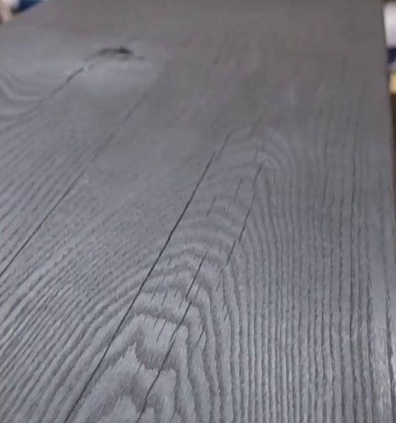 چوب سندبلاست طوسی تیره و مشکی