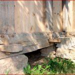 اتصال چوبی فاق و زبانه مدرن و کاربردی در ساخت کلبه های چوبی