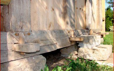 اتصال چوب
