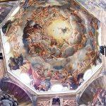 نقاشی سقفی , عروج حضرت مریم،کوردجو، سقف کلیسای جامع پارما،۱۵۳۰- ۱۵۲۶