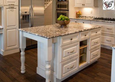 ایده کابینت آشپزخانه , تزئینات مابین صفحه کابینت پایین و کابینت بالا , آجر و سرامیک کابینت آشپزخانه قیمت کابینت 2016 , کابینت اشپزخانه مدل جدید , کابینت آشپزخانه کوچک , کابینت آشپزخانه , هایگلاس , کابینت ایرانی , کابینت آشپزخانه سفید ، کابینت آشپزخانه کلاسیک