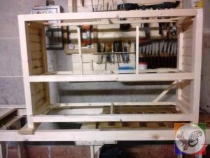 ساخت کنسول چوبی