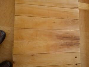 نمای چوب ، دیوارکوب لمبه ، چوب راش ، سقف کاذب چوبی