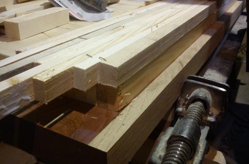 LVL – ال وی ال , محصولات مهندسی شده چوب ال وی ال