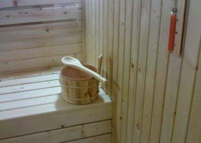 ساخت سونای خشک
