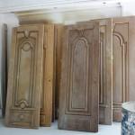 ساخت درب چوبی منطقه الهیه