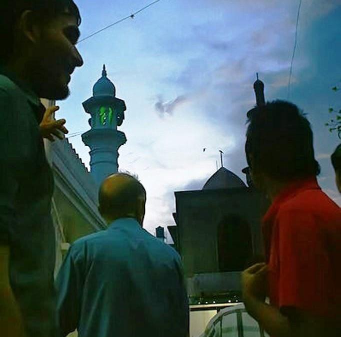 روئیت و رصد هلال ماه در عید فطر و برگزاری نماز عید فطر در جهان