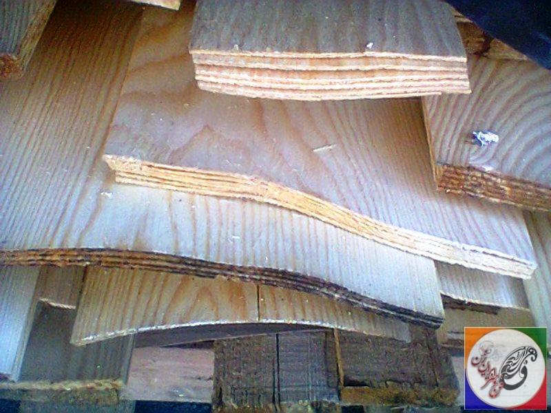 روکش چوب طبیعی